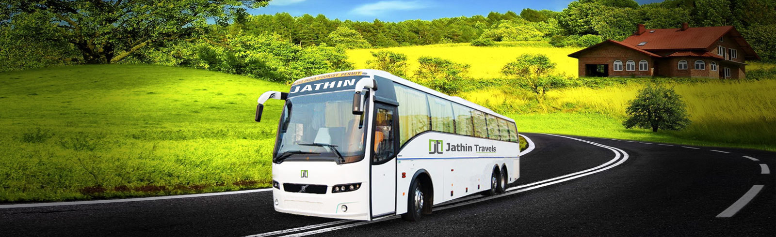 Book Bus Tickets Online | Cheap Bus Tickets | Jathin Travels