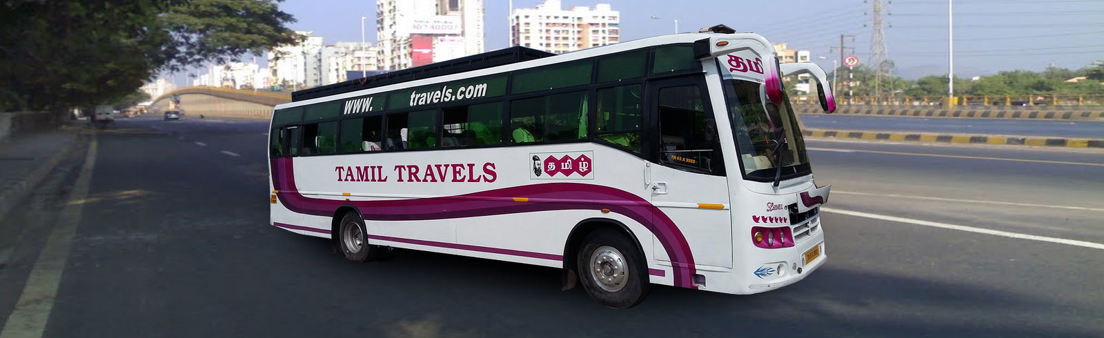 Book Bus Tickets Online | Cheap Bus Tickets | Tamil Travels