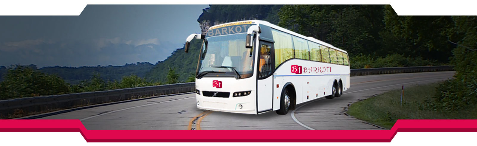Book Bus Tickets Online | Cheap Bus Tickets | Barkoti Travels