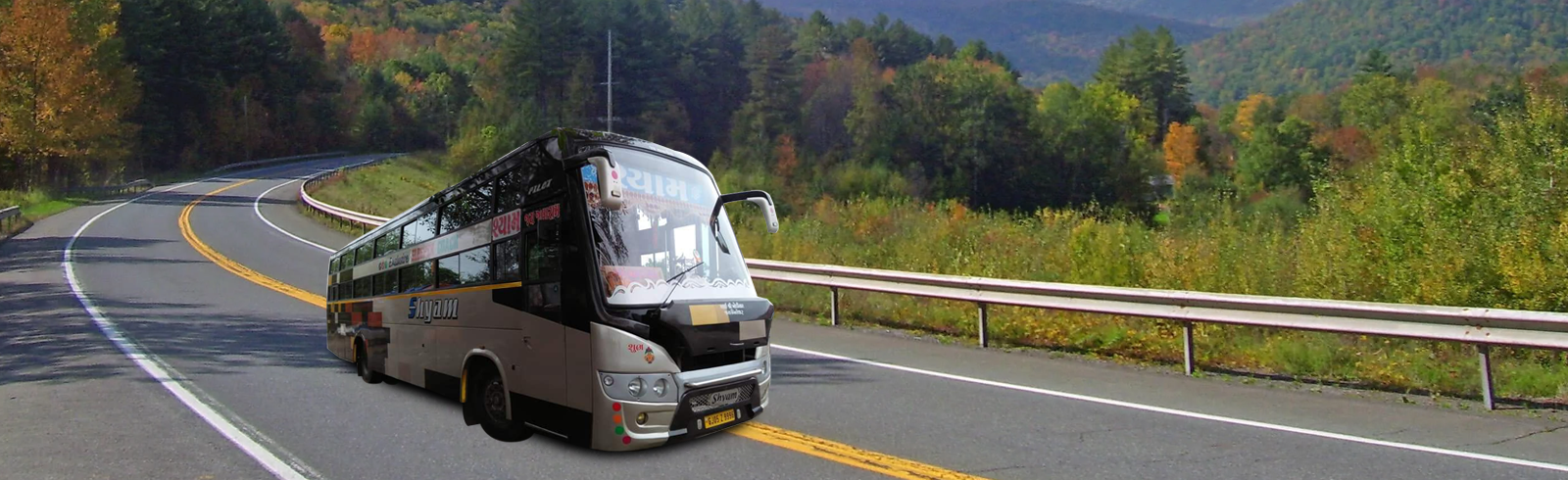 Book Bus Tickets Online | Cheap Bus Tickets | Shyam Travels
