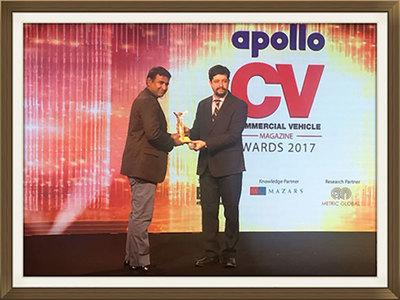 Apollo CV Awards