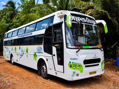Book Bus Tickets Online | Cheap Bus Tickets | Alagappa Travels