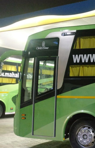 Mahalaxmi Travels   Online Bus Booking   Bus Tickets
