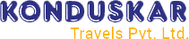 Konduskar Travels Pvt Ltd - Simply Manage Travels - ticketSimply.com