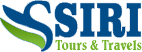 Siri Tours &Travels - Simply Manage Travels - ticketSimply.com