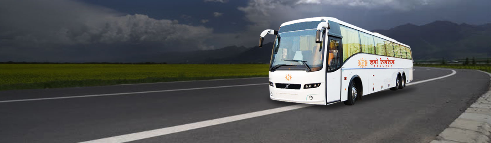 Bus Travel | Online Booking | Sai Baba Travels