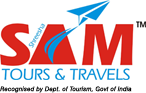 SAM Tours & Travels - Simply Manage Travels - ticketSimply.com